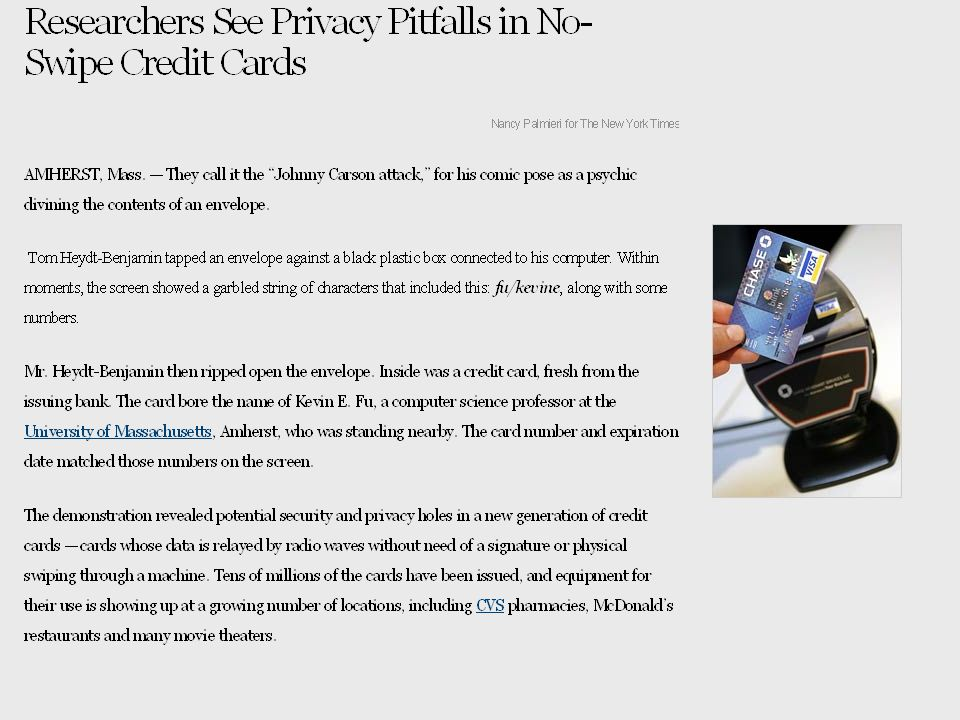 Go to a Web site of your choice Read the Privacy Policy of the site Do they have an Opt Out or Opt In policy.