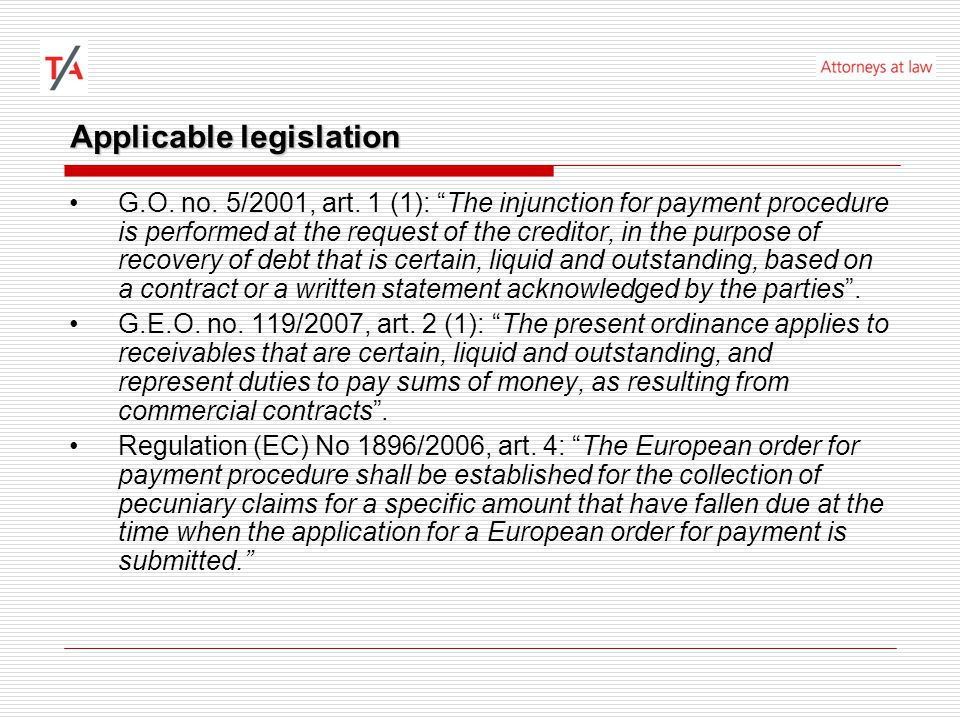 What are we going to discuss today… Existing jurisprudence on possibility of Romanian courts to withhold jurisdiction in presence of arbitration clause.