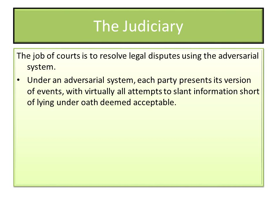 Appeals If trial courts make mistakes about questions of law, the American legal system allows for appeals.