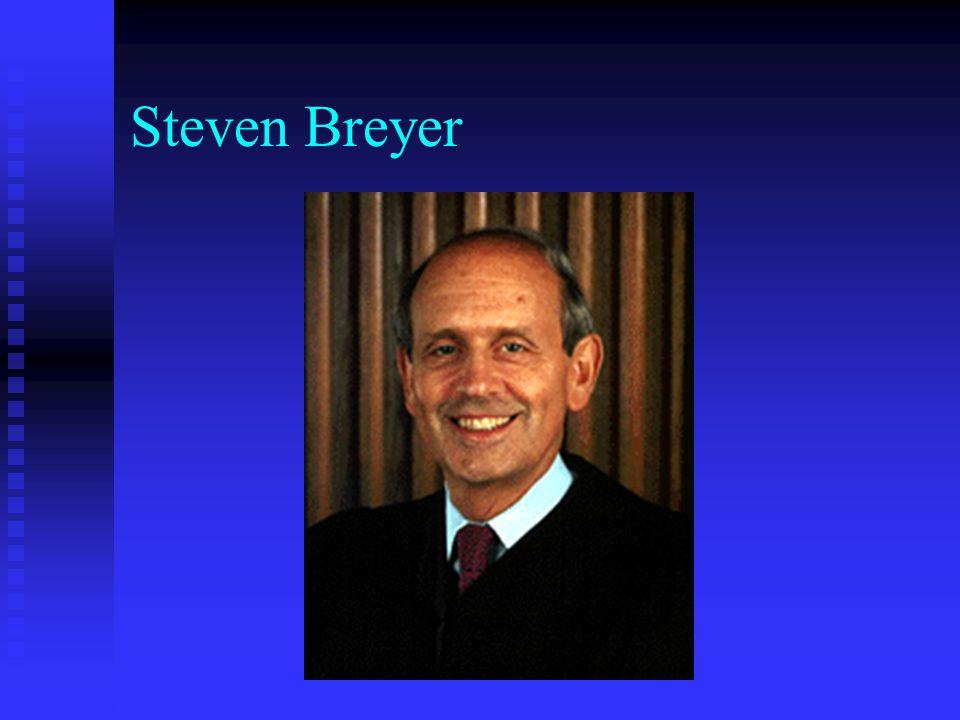 Steven Breyer