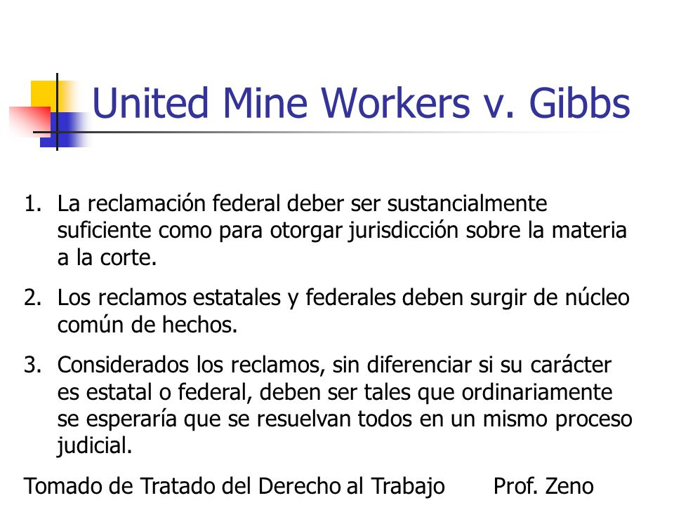 United Mine Workers v.