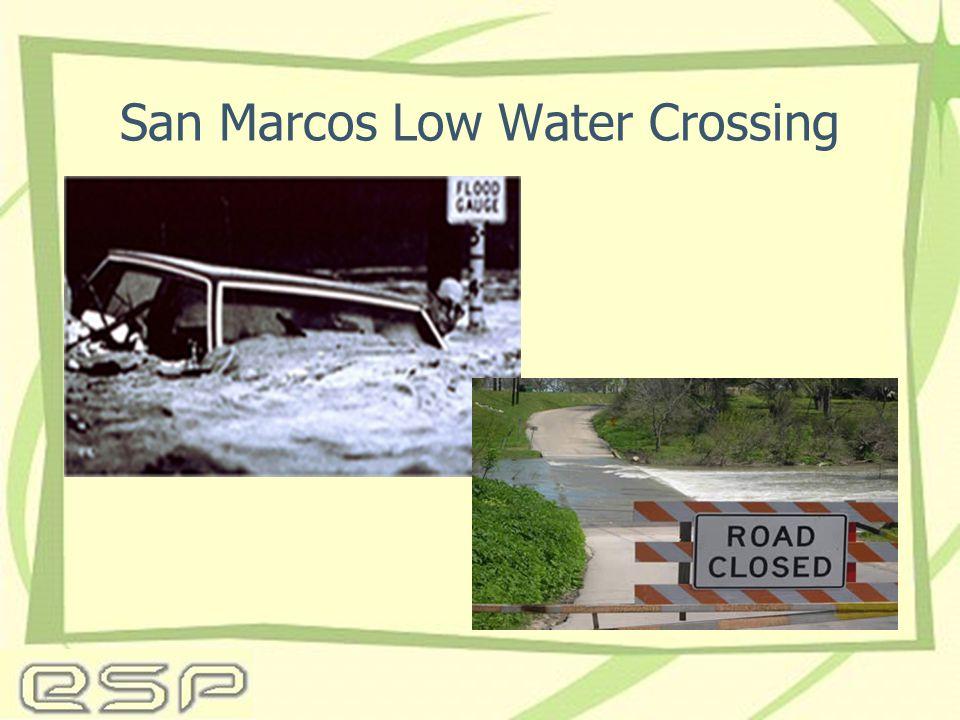 San Marcos Low Water Crossing