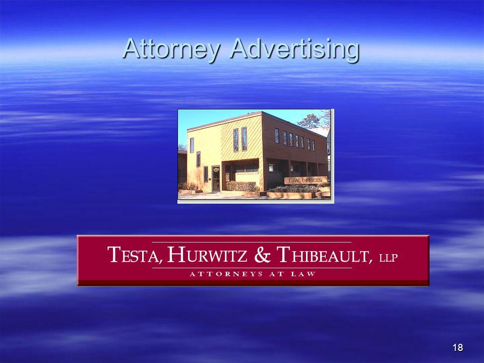 18 Attorney Advertising