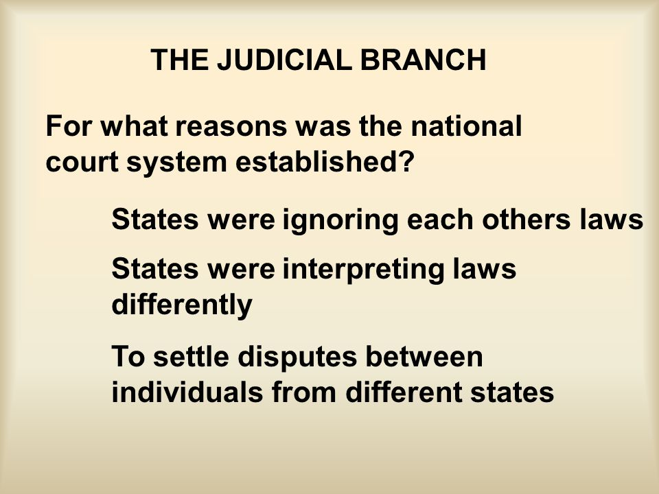 On what two bases can the federal courts hear and decide cases.