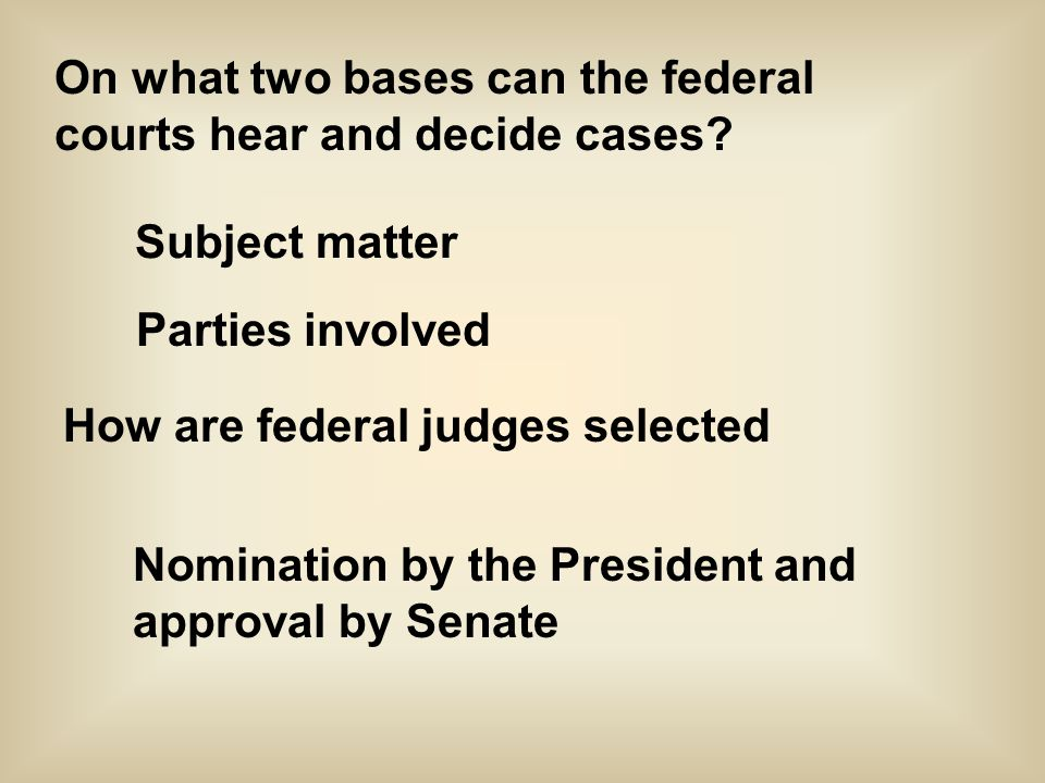 Who helps federal judges and Supreme Court justices do their job.