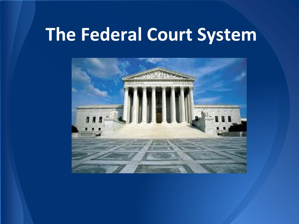 The American Legal System Dual system: state courts, federal courts Jurisdiction: authority to hear certain cases Both systems have 3 tiers: 1.trial courts – first time case is heard, evidence presented, verdict rendered (original jurisdiction) 2.appellate courts – appeal of verdict, no new evidence presented, review of case to make sure procedures were followed (appellate jurisdiction) 3.high or supreme courts - final decision on law