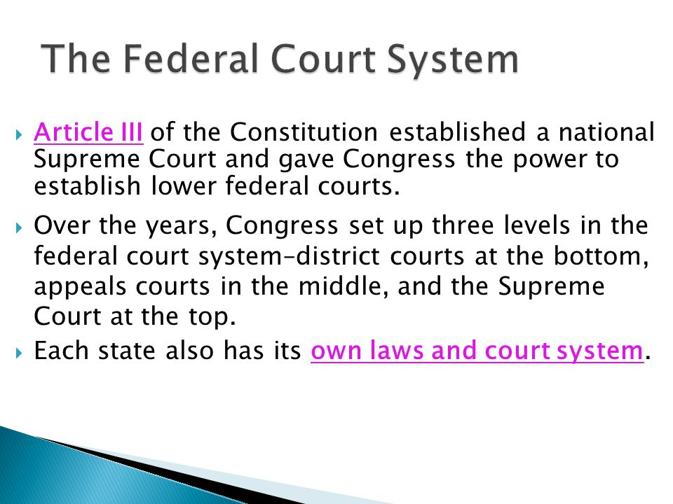  Jurisdiction is a court's authority to hear and decide cases.