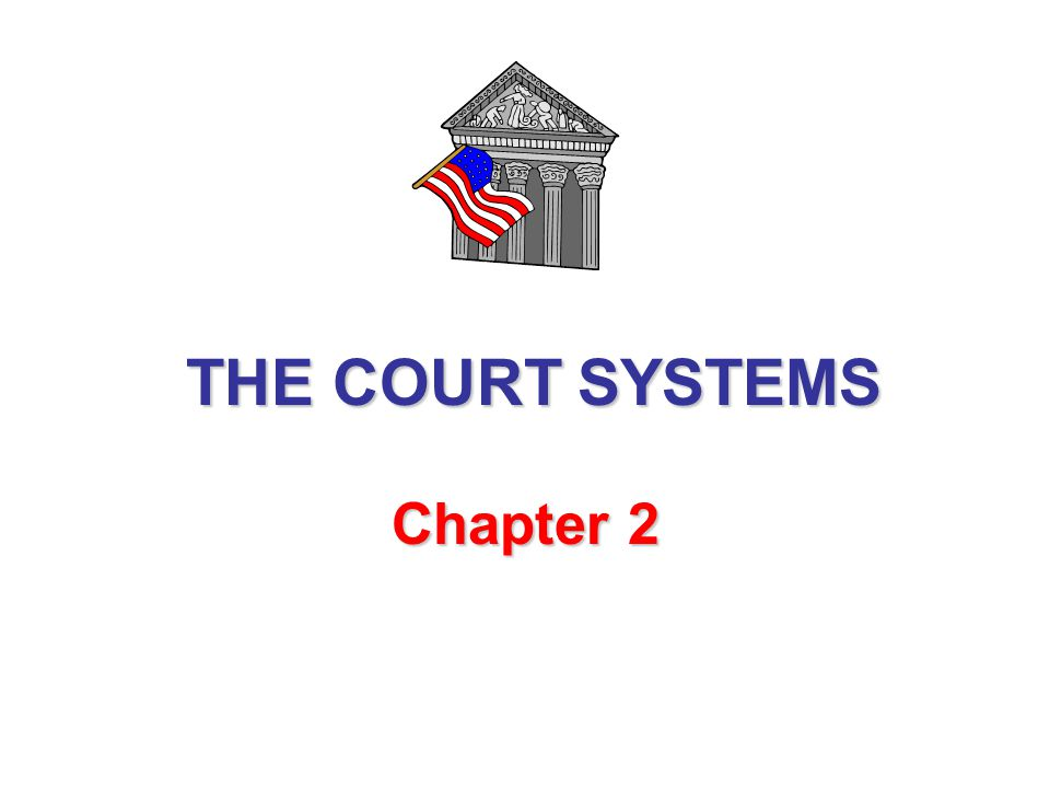 Chapter Issues Overview of the Saudi and American court systemOverview of the Saudi and American court system How an injured party can seek relief in the courtsHow an injured party can seek relief in the courts Jurisdiction: Which court has the power and the authority to decide the case?Jurisdiction: Which court has the power and the authority to decide the case?