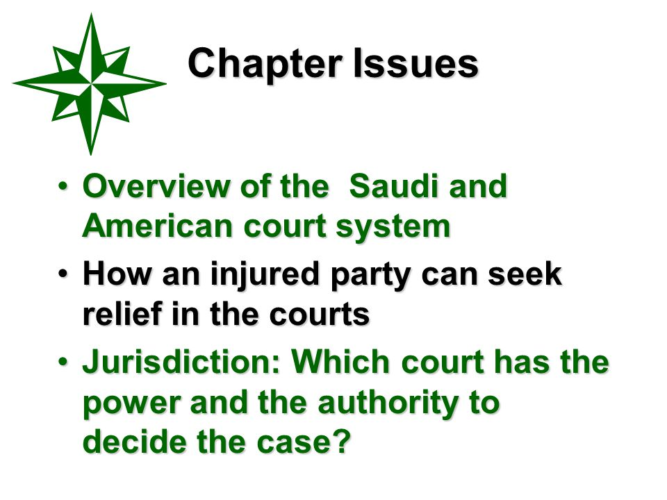 Organization of the Court Systems Saudi court systems was created by King Abdul Aziz in 1932.