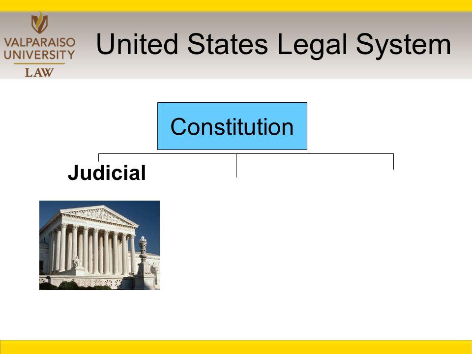 United States Legal System Constitution Legislative