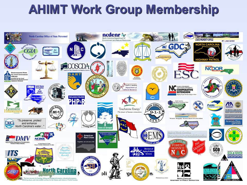North Carolina Emergency Management Components of the Qualification System  The Qualifications Committee is authorized to determine if the applicant meets the requirements for the NC AHIMT positions and the ability to respond as part of a NC AHIMT the credentialing is given by the Qualifications Committee  Technical Advisory Group (TAG) Provides guidance on the development, resourcing, credentialing, and sustainment of the Type 3 IMTs