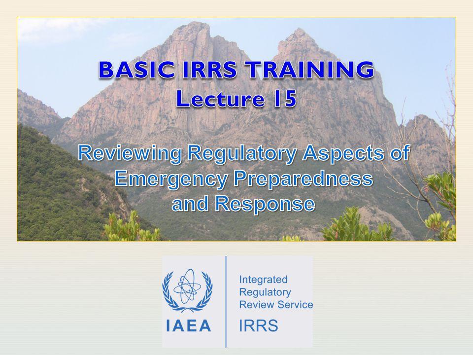 IAEA International Atomic Energy Agency