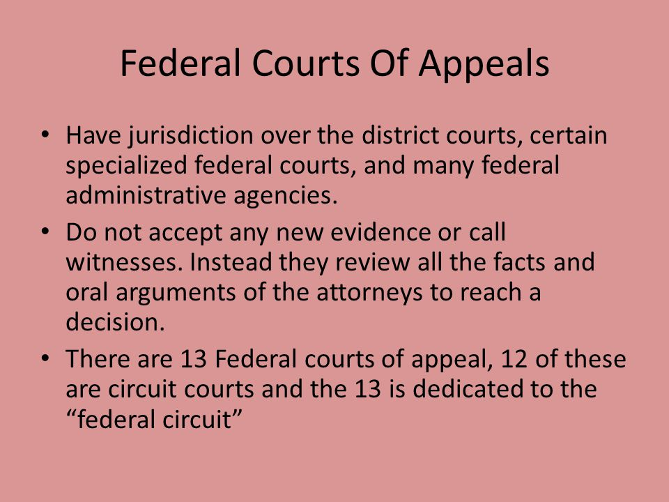 United States Supreme Court Has both original and appellate jurisdiction.