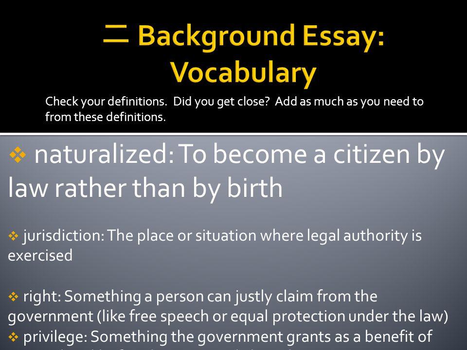 Illegal Immigration Argumentative Essay