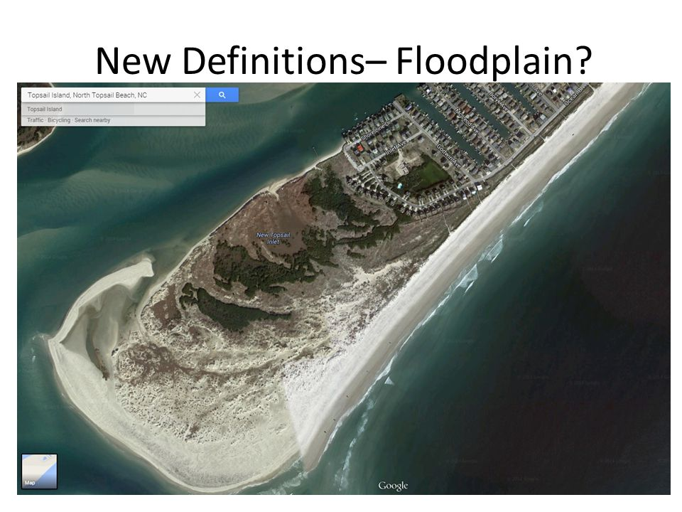 New Definitions– Floodplain