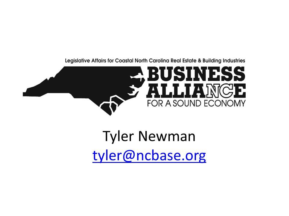 Tyler Newman tyler@ncbase.org tyler@ncbase.org
