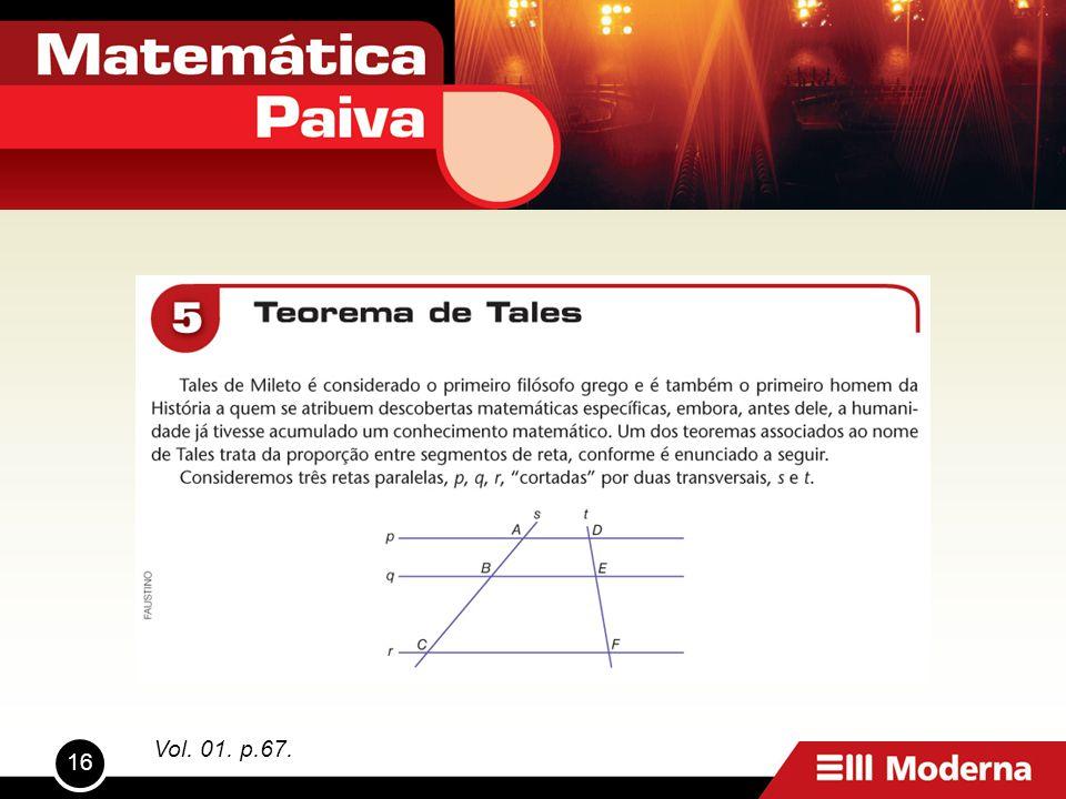 16 Vol. 01. p.67.
