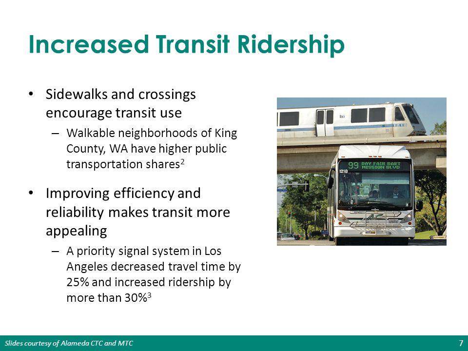 Slides courtesy of Alameda CTC and MTC 2.