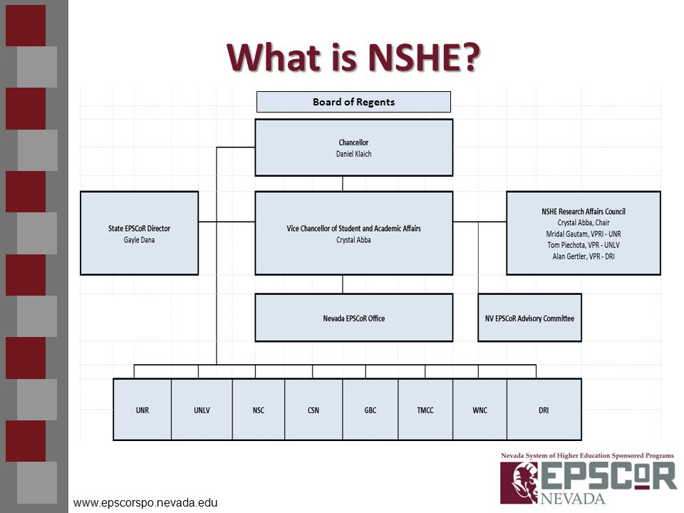 What is NSHE Board of Regents