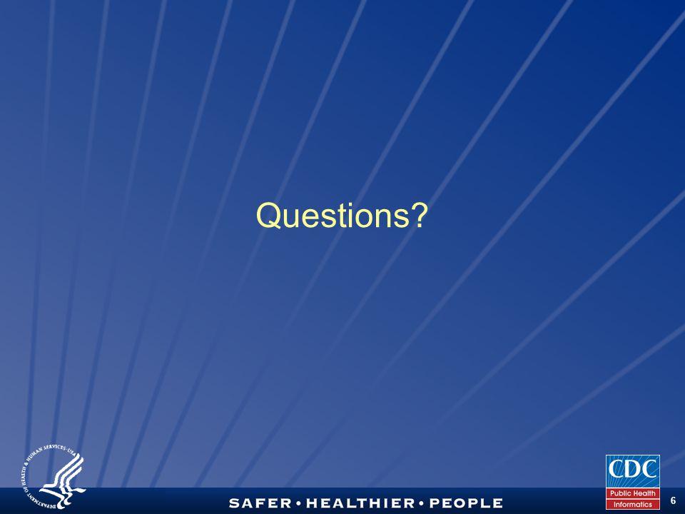 TM 6 Questions