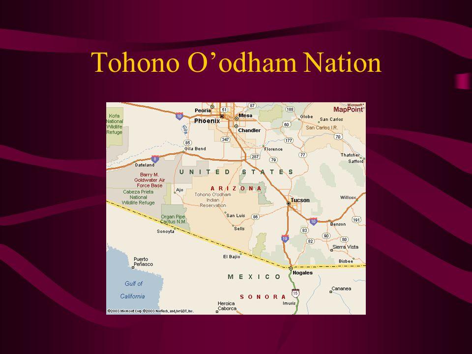 Tohono O'odham Nation