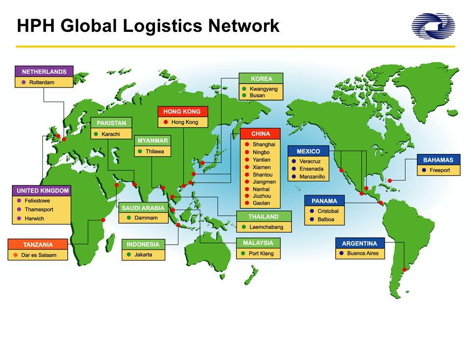 HPH Global Logistics Network