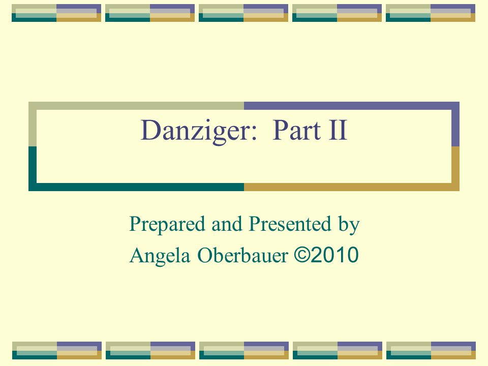 Danziger, Chapter 5 States and Nations THE STATE: The legal concept of State : is a territorially bound sovereign entity (a concept resulting out of the Treaty of Westphalia 1648 , which ended the 30 Years War).