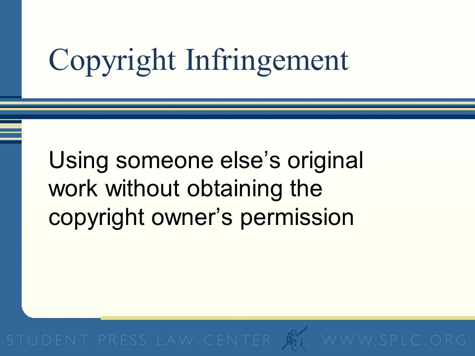 39 Misappropriation Unauthorized use of a person's name, photograph, likeness, voice or endorsement to promote the sale of a commercial product or ser