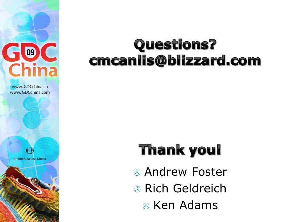  Andrew Foster  Rich Geldreich  Ken Adams