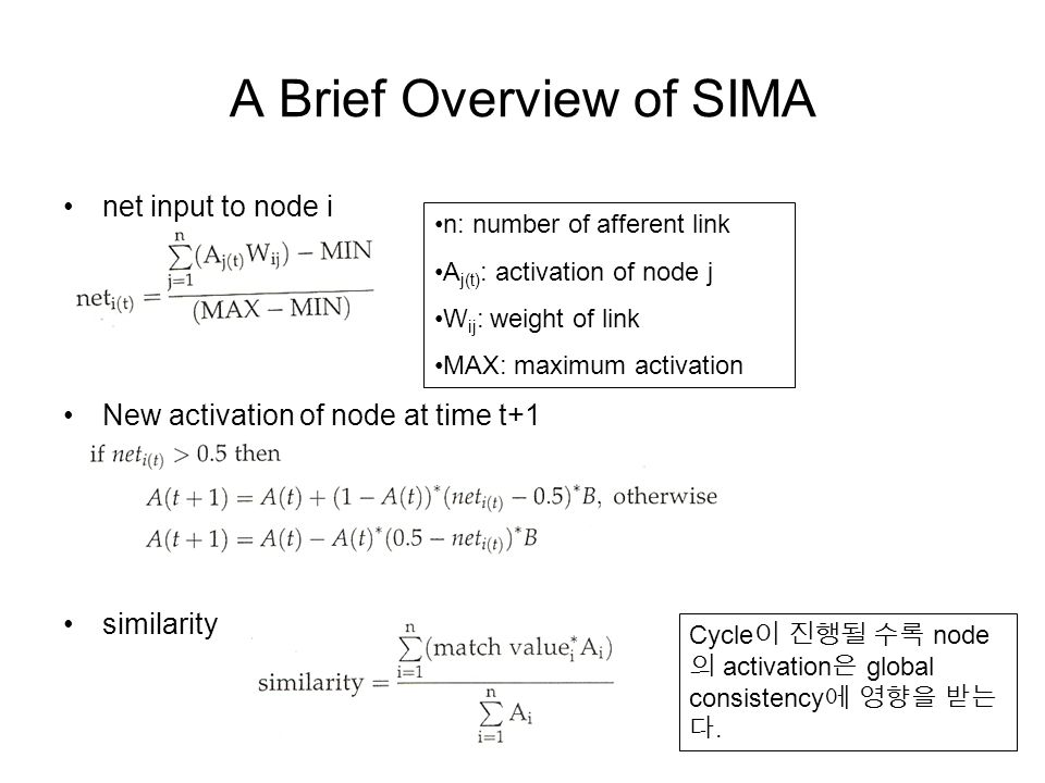 Evaluation of SIAM SIAM 에는 feature match 가 in of place 인지 out of place 인지 판단할 수 있는 능력이 있다.