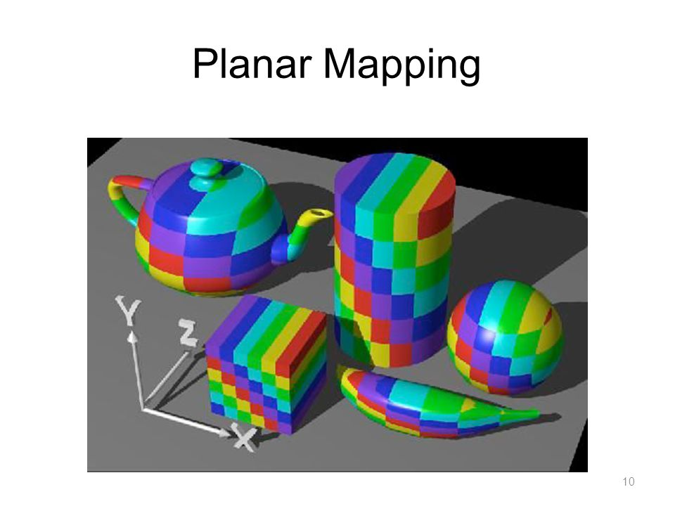 Planar Mapping 10
