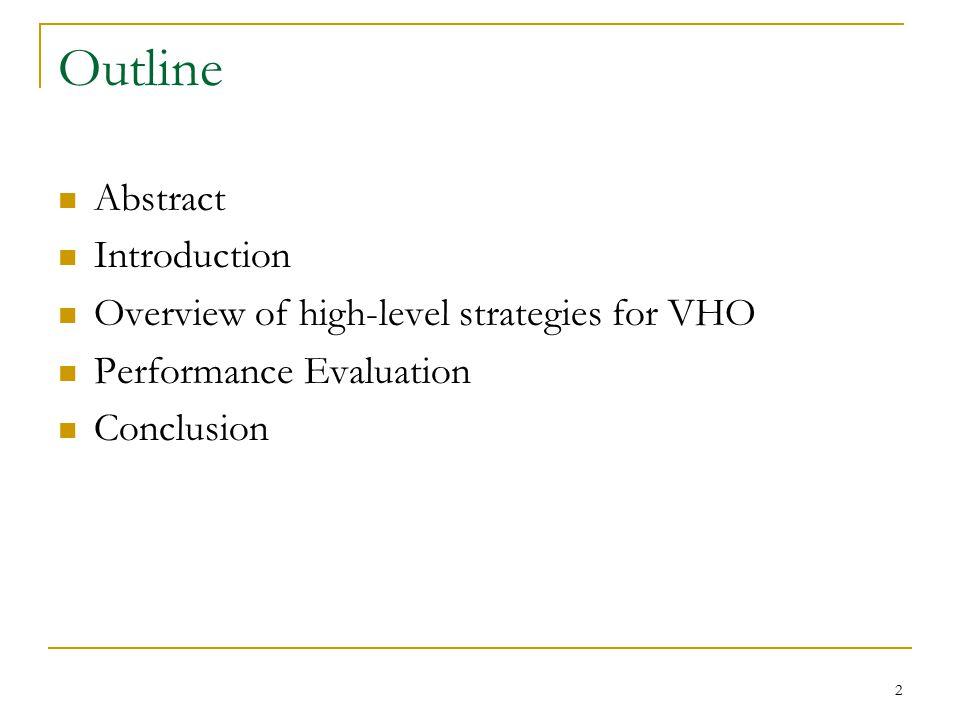 13 Performance Evaluation