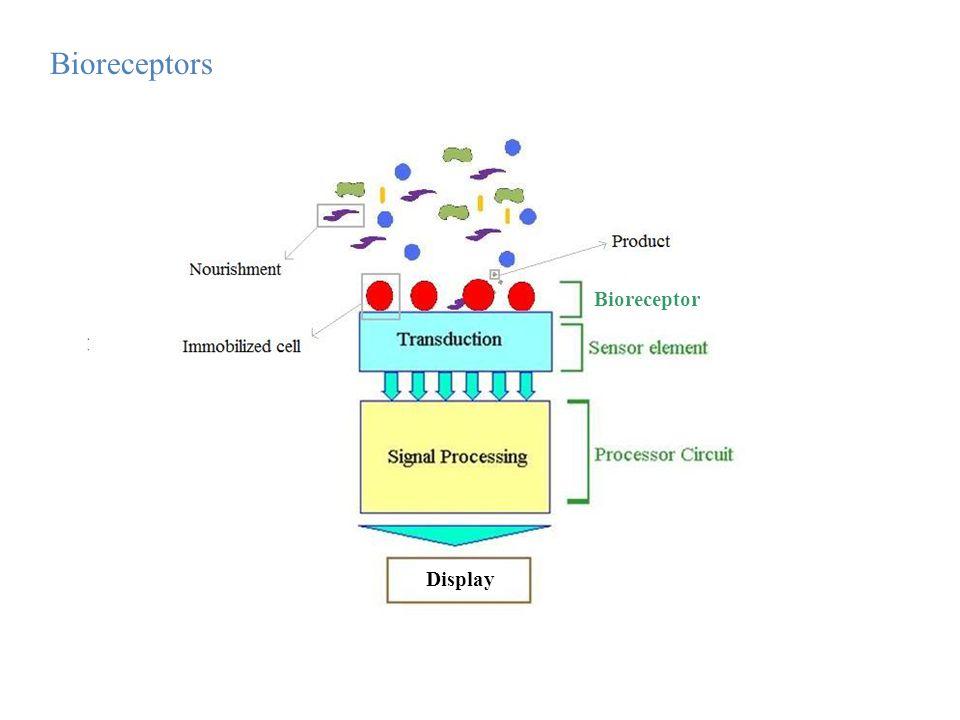 Bioreceptors Bioreceptor Display