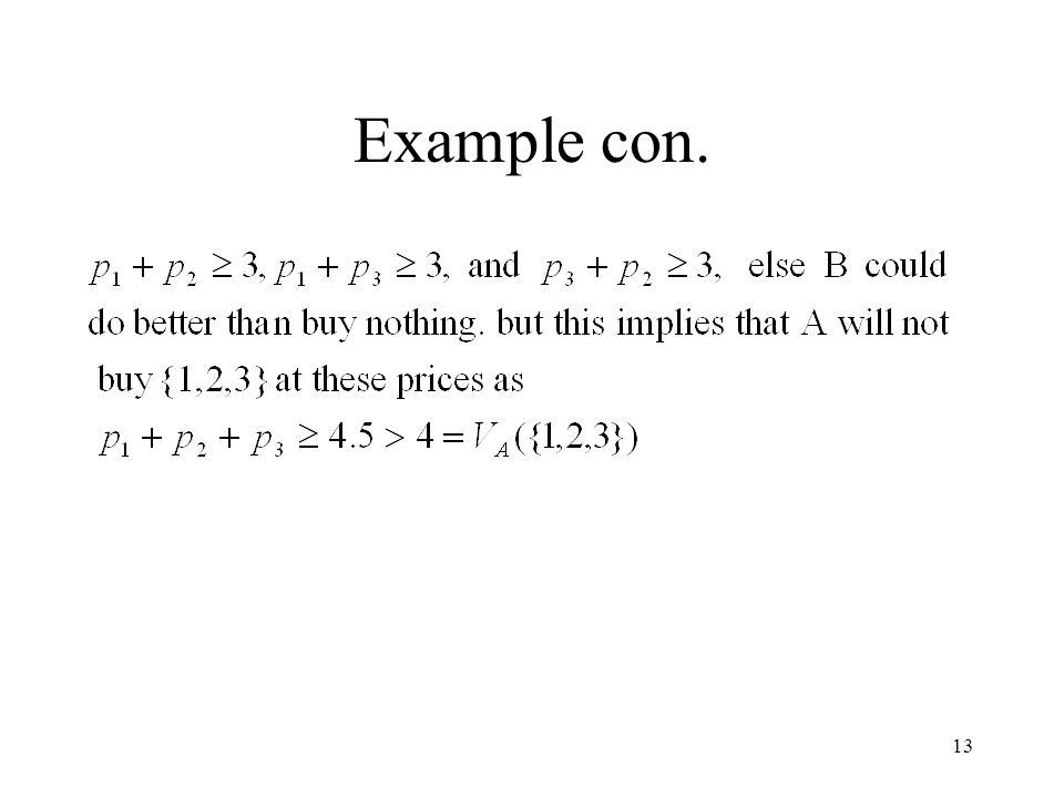 13 Example con.