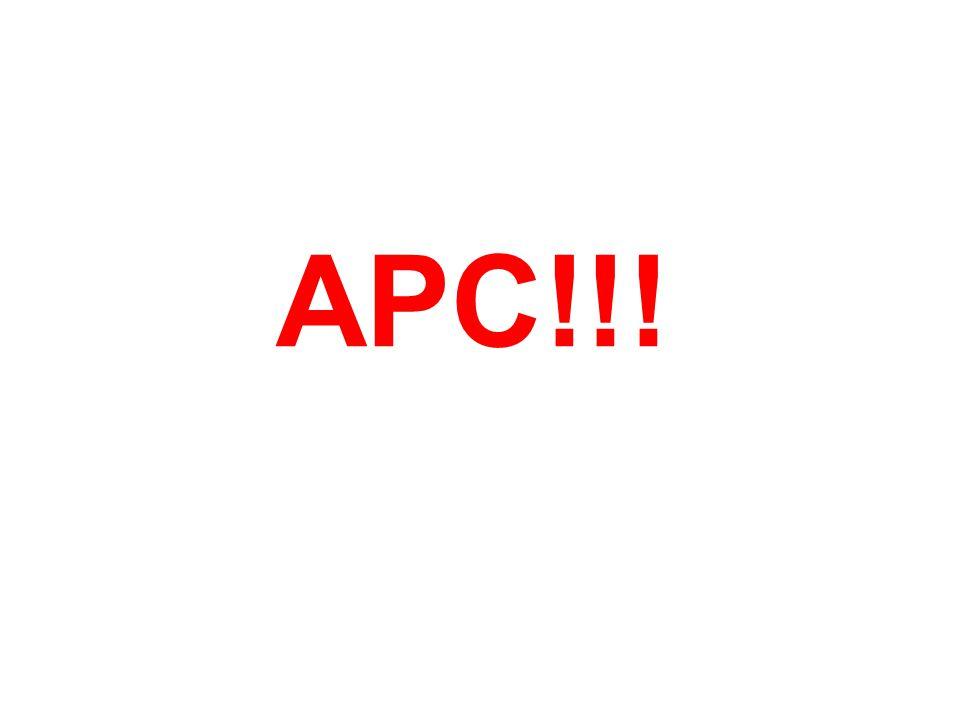 APC!!!