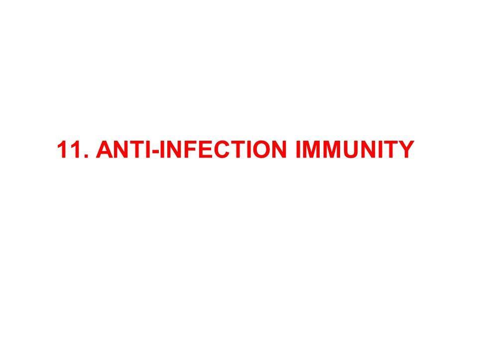11. ANTI-INFECTION IMMUNITY