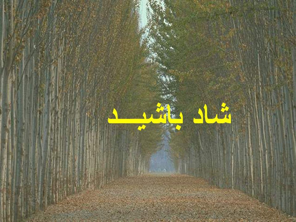 20 شاد باشيـــد