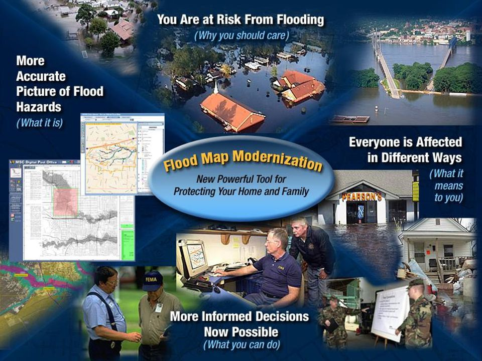 Flood Map Modernization 2