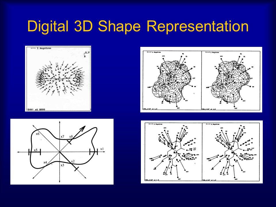 Digital 3D Shape Representation