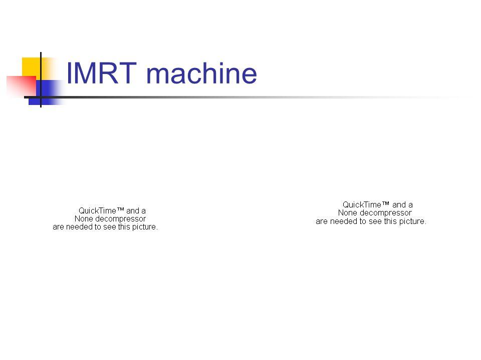 IMRT machine