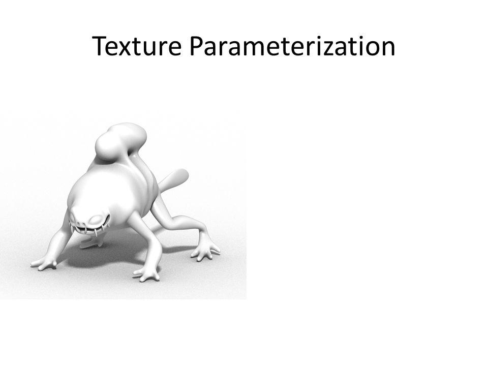 Texture Parameterization