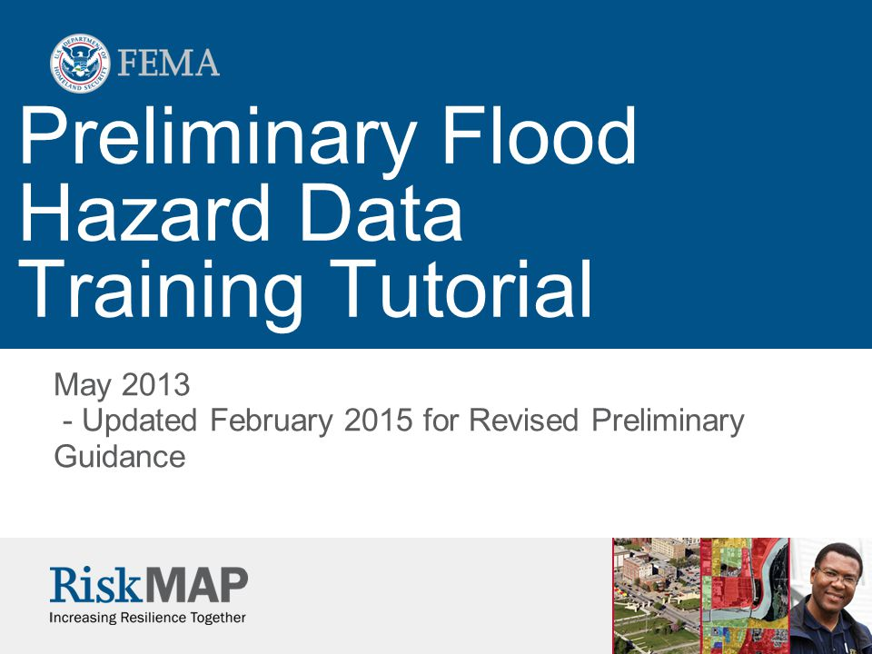 2 What's Inside.Thanks for your interest in the Preliminary Flood Hazard Data Tool.