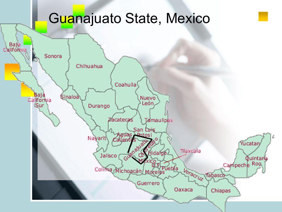 Guanajuato State, Mexico