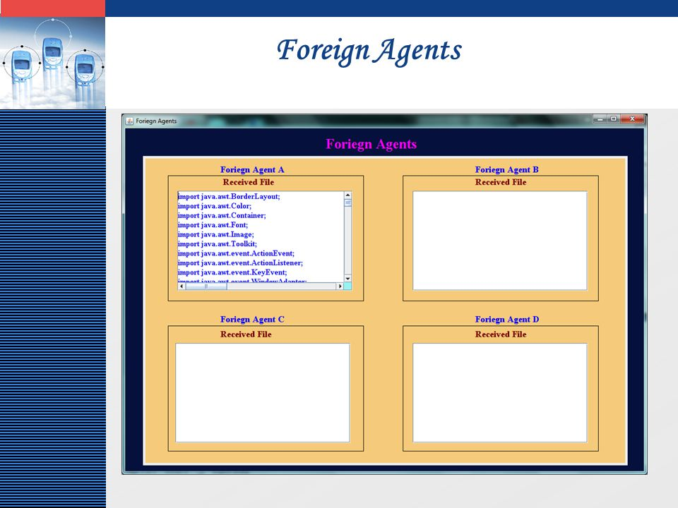 LOGO Foreign Agents