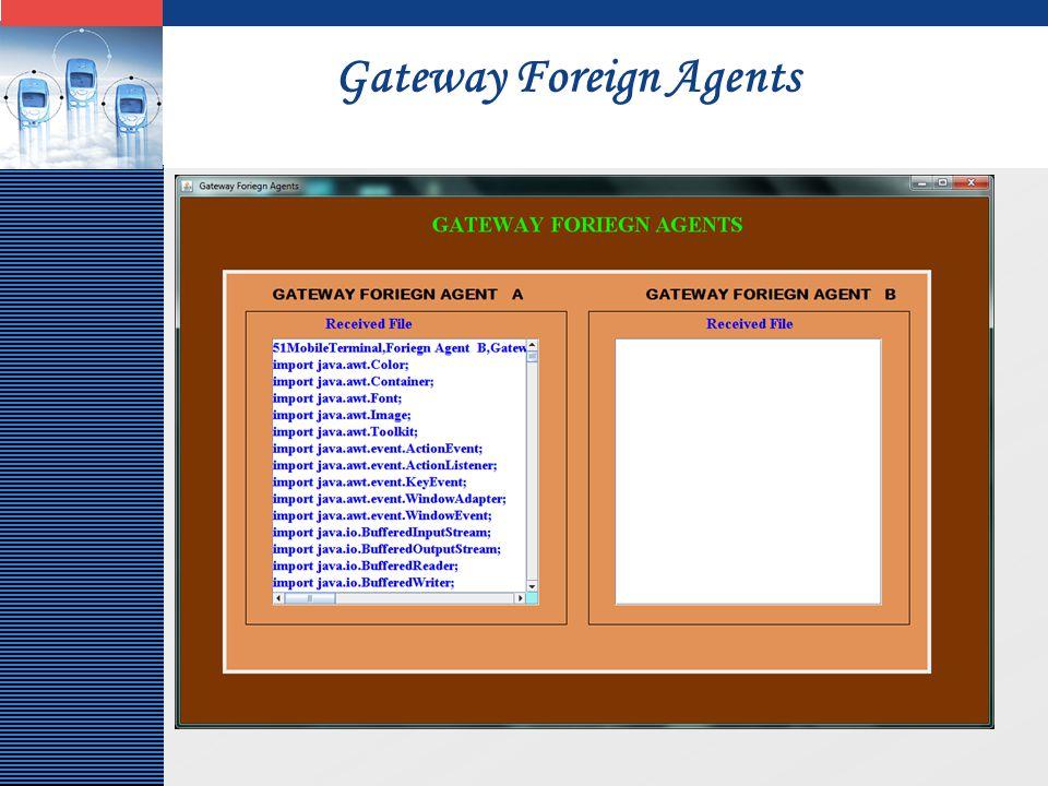 LOGO Gateway Foreign Agents