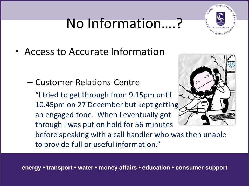 No Information…..
