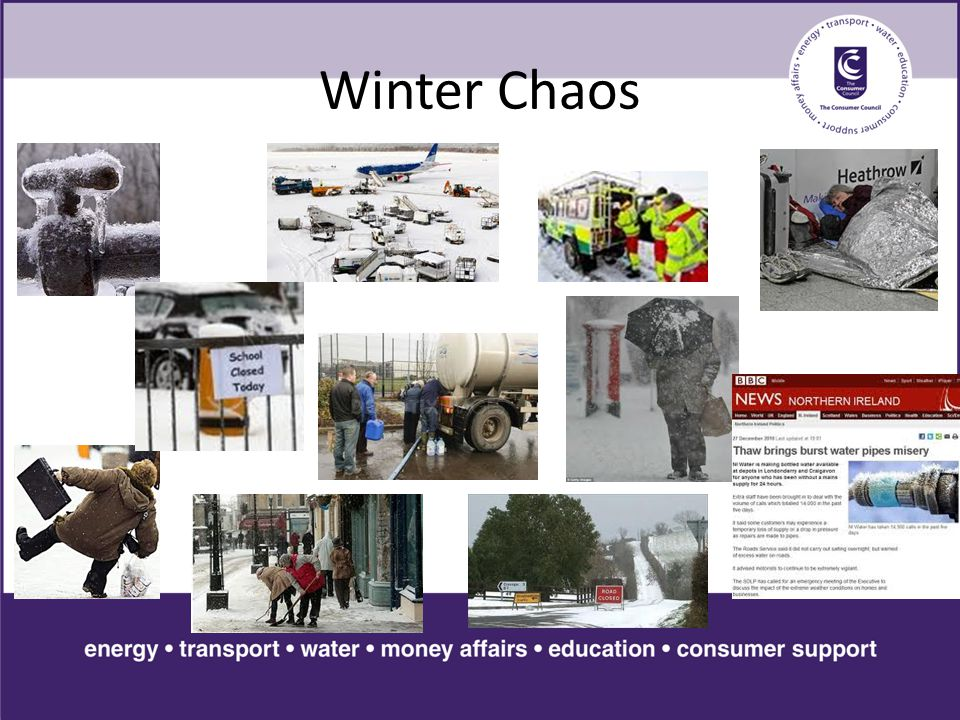 Winter Chaos