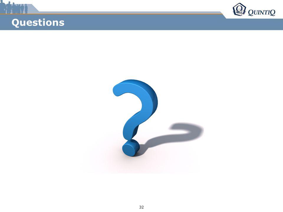 r255/g153/b0 r85/g131/b165 r36/g38/b94 32 Questions