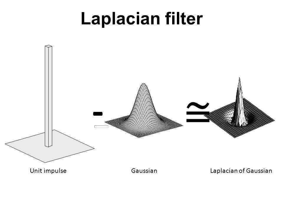 Laplacian pyramid algorithm blur _ _ subsample blur _ _ subsample blur _ _ subsample