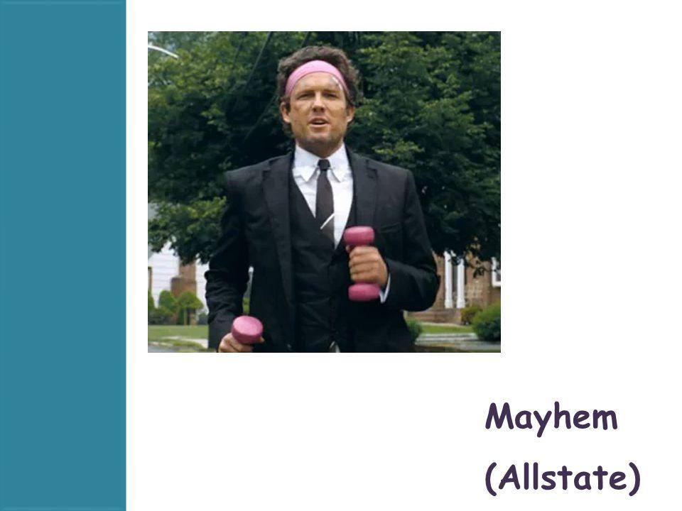 Mayhem (Allstate)